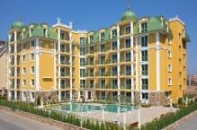 Роскошные апартаменты, Золотой Гермес